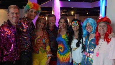 Photo of 15th Annual Lympho-Maniac 70s Gala