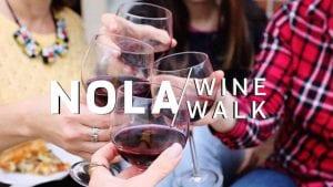 NOLA Wine Walk