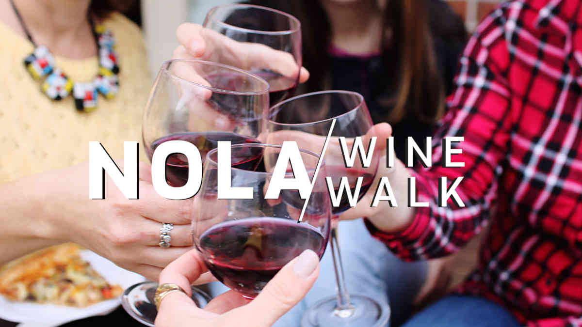 NOLA Wine Walk
