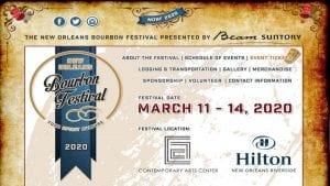 New Orleans Bourbon Festival