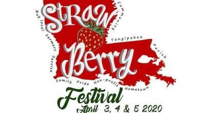 Photo of Ponchatoula Strawberry Festival – Postponed – April 9,10,11 – 20201