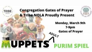 Purim Celebration | New Orleans Local