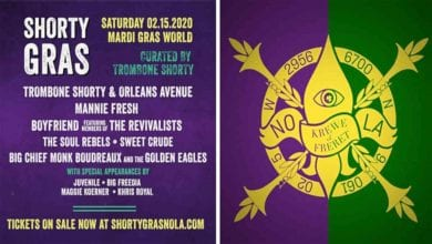 Photo of Shorty Gras