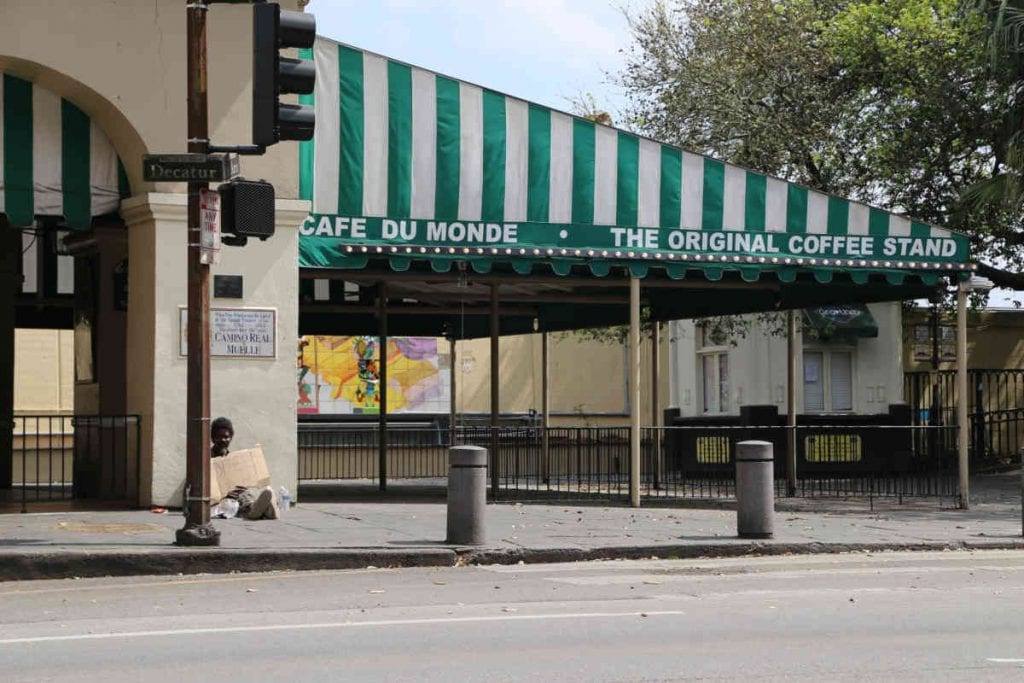 New Orleanians - COVID-19