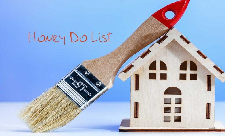 Honey Do List - Let's Paint | New Orleans Local