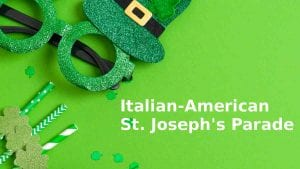 Italian-American St. Joseph's Parade