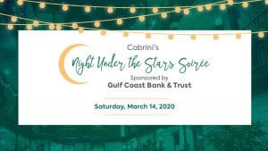 Night Under the Stars Soirée | New Orleans Local