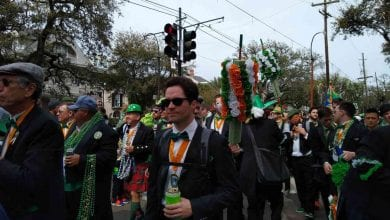 Photo of No Kisses? St. Patrick's Day & St. Joseph's Day Parade Changes