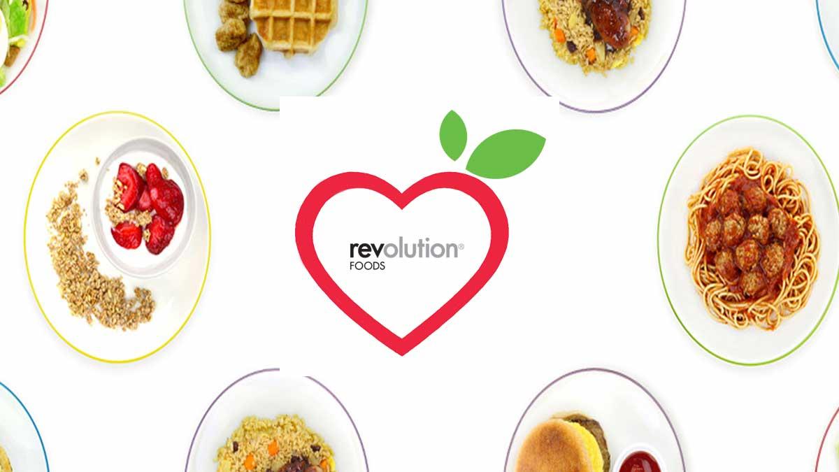 YMCA Free Meals & Revolution foods