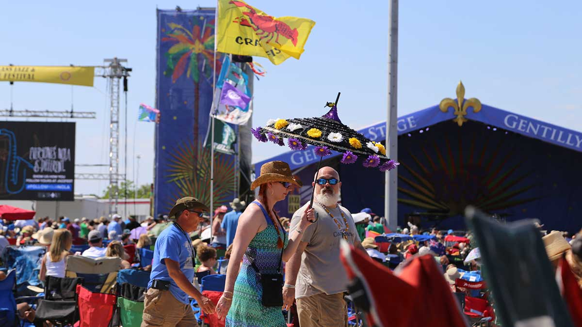 jazz fest fun | New Orleans Local