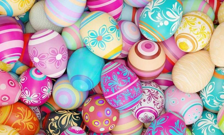 Cabin Fever Cures - Easter Crafts & Easter Egg Hunt