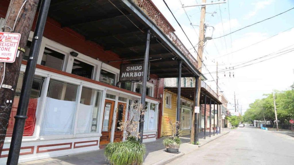 Helping New Orleans, Ellis Marsalis