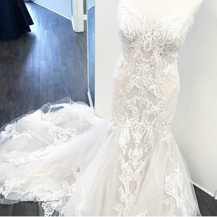 Pearl's Place Wedding Gown | New Orleans Local, Wedding