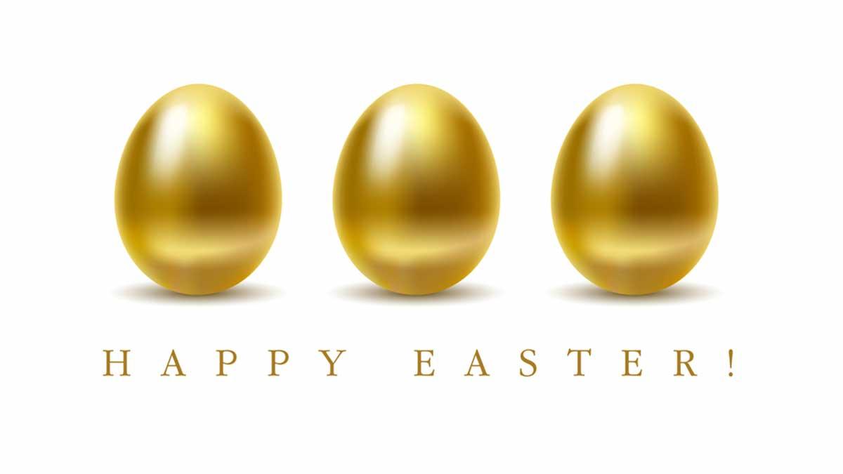 Virtual Easter Egg Hunt 3 Golden Eggs | New Orleans Local