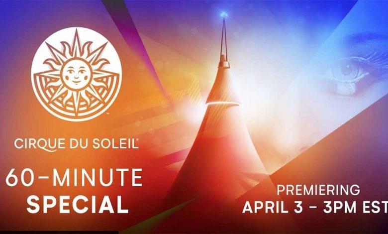 Cirque du Soleil - Virtually | New Orleans Local
