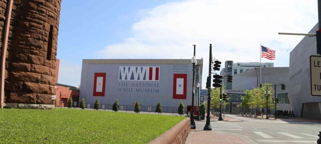 World War II Museum - Veterans Day & Out of the Vault Tour