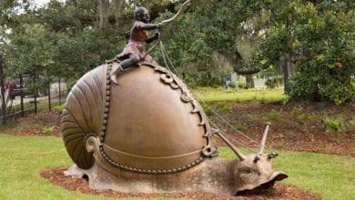 Photo of Free Admission: Besthoff Sculpture Garden