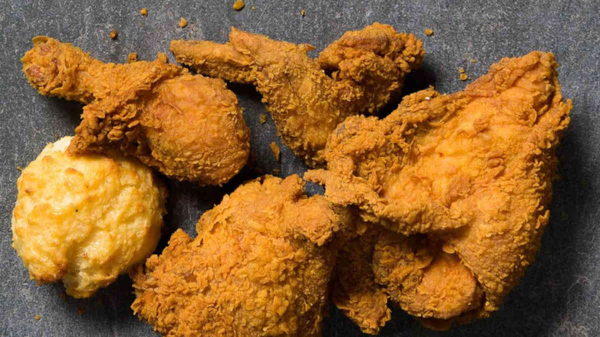 Chicken Jam 2020 - Pieces of Fried Chicken | New Orleans Local