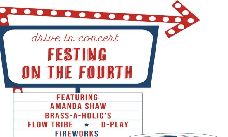 Festing on the Fourth