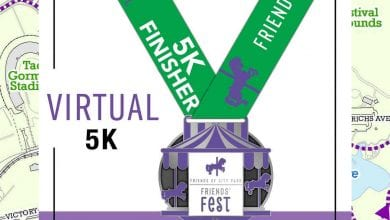 Photo of Friends' Fest – Virtual 5k Race