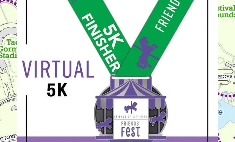 Friends' Fest Virtual 5K | New Orleans Local Events