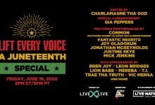 Photo of Live Nation Urban Announces Lift Every Voice: A Juneteenth Special