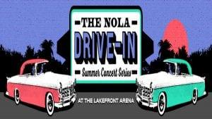 NOLA Dirive-In Concert Series