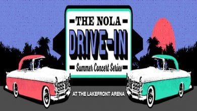 Photo of NOLA Drive-In Summer Concert Series