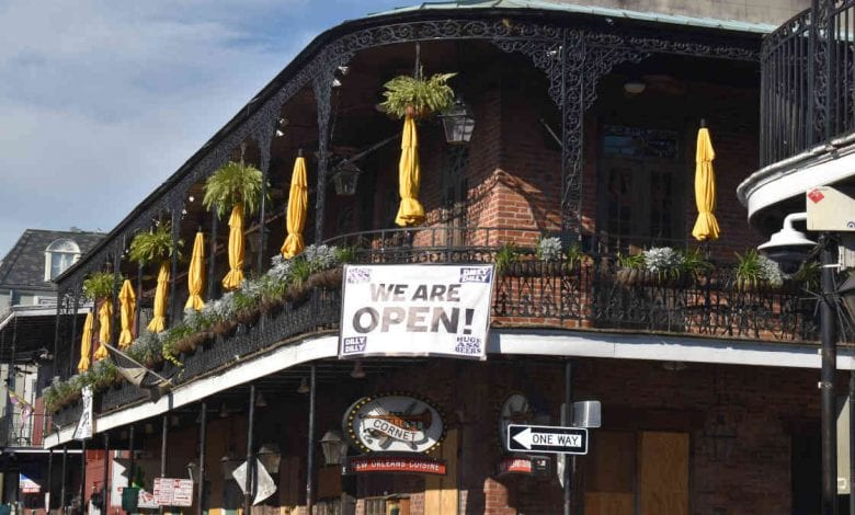 Open New Orleans, Reopening
