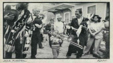Photo of A History of New Orleans Music – Zoom Seminar