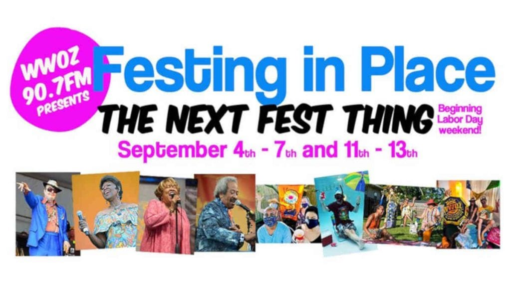 The Next Fest Thing