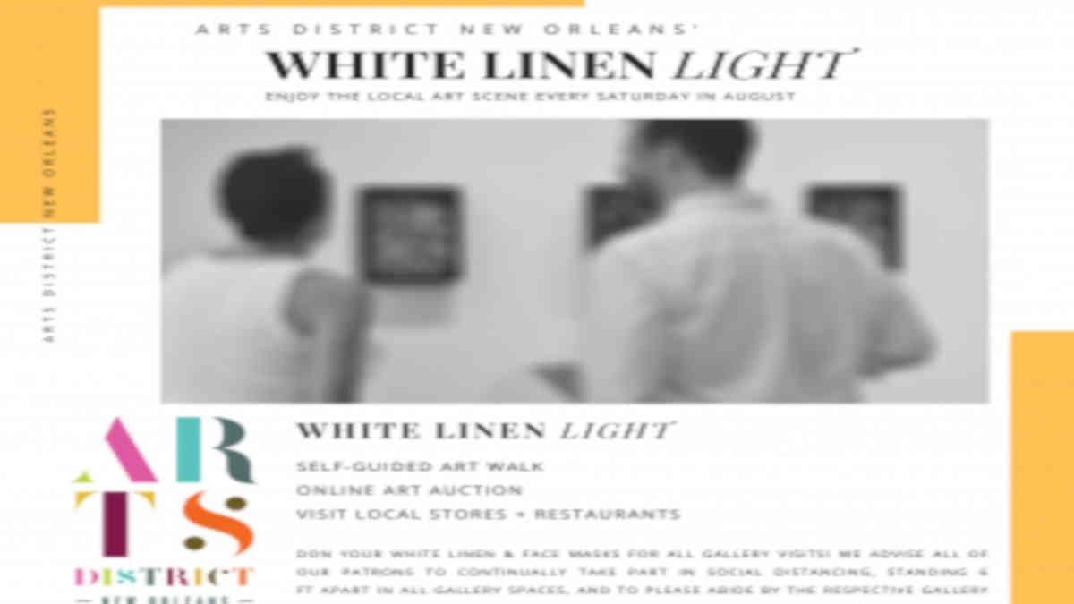 White Linen Light