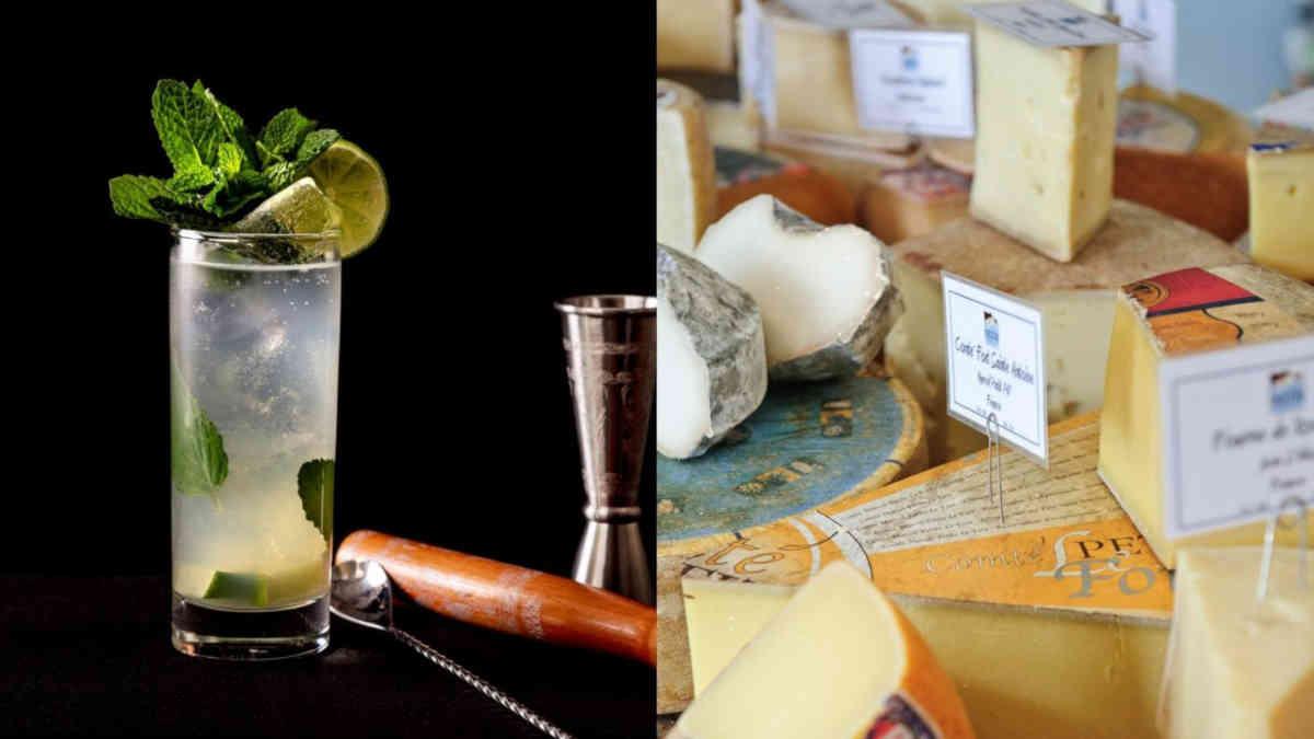 Virtual Cheer to Cheese: Rum Sazerac House