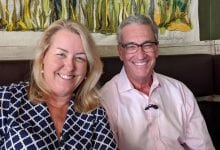 Lifting Community Spirits: Fred Holley & Lisa (Gleason) Blount