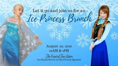 Ice Princess Brunch