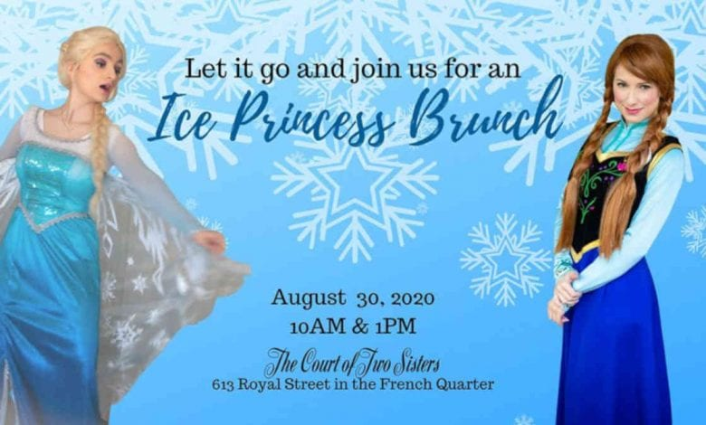 Ice Princess Brunch