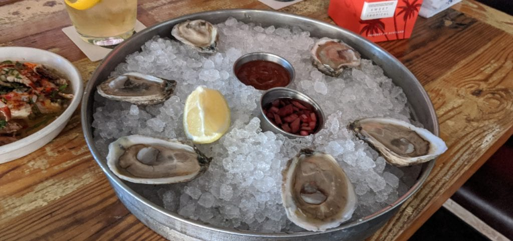 Peche Raw Oysters & Lisa (Gleason) Blount - Lifting Community Spirits