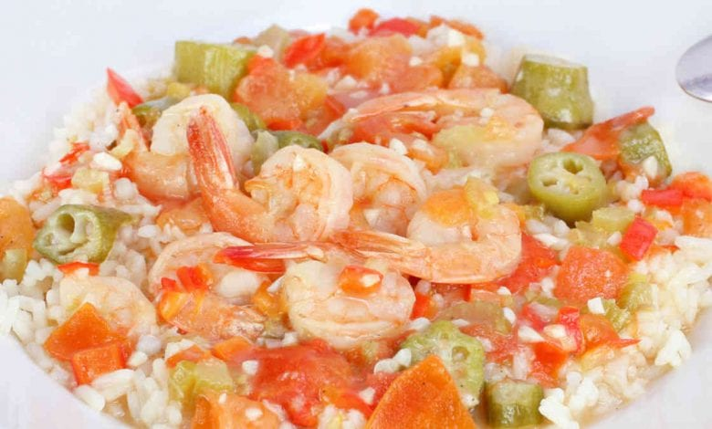 Photo of Let's Cook Together: Smothered Okra With Shrimp