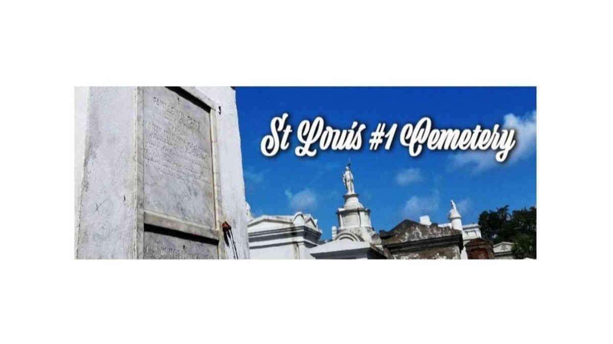 St. Louis Cemetary Tour