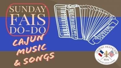 Photo of Sunday Fais Do-Do: Cajun Music & Songs