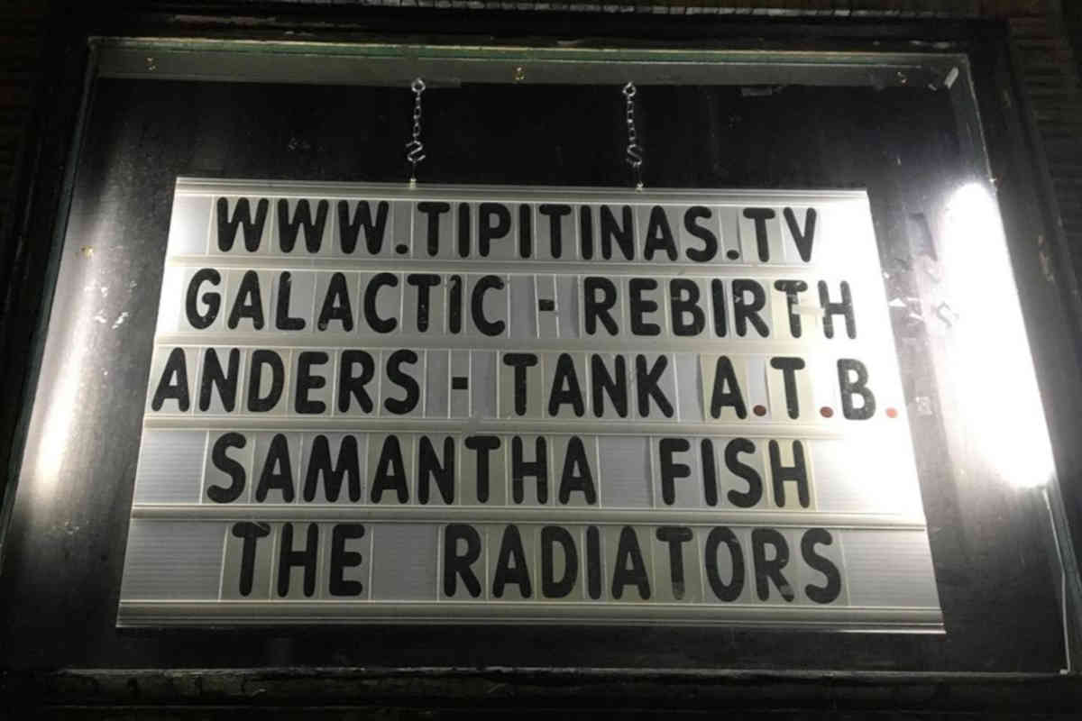 Tipitina's TV