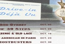 Photo of October Drive-In Movie Series At The Pontchartrain Center
