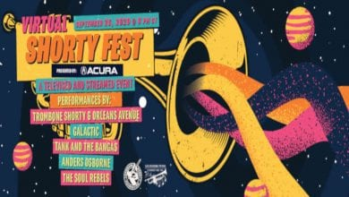 Photo of 'Shorty Fest' A Virtual Concert featuring Trombone Shorty, Galactic, Tank & The Bangas