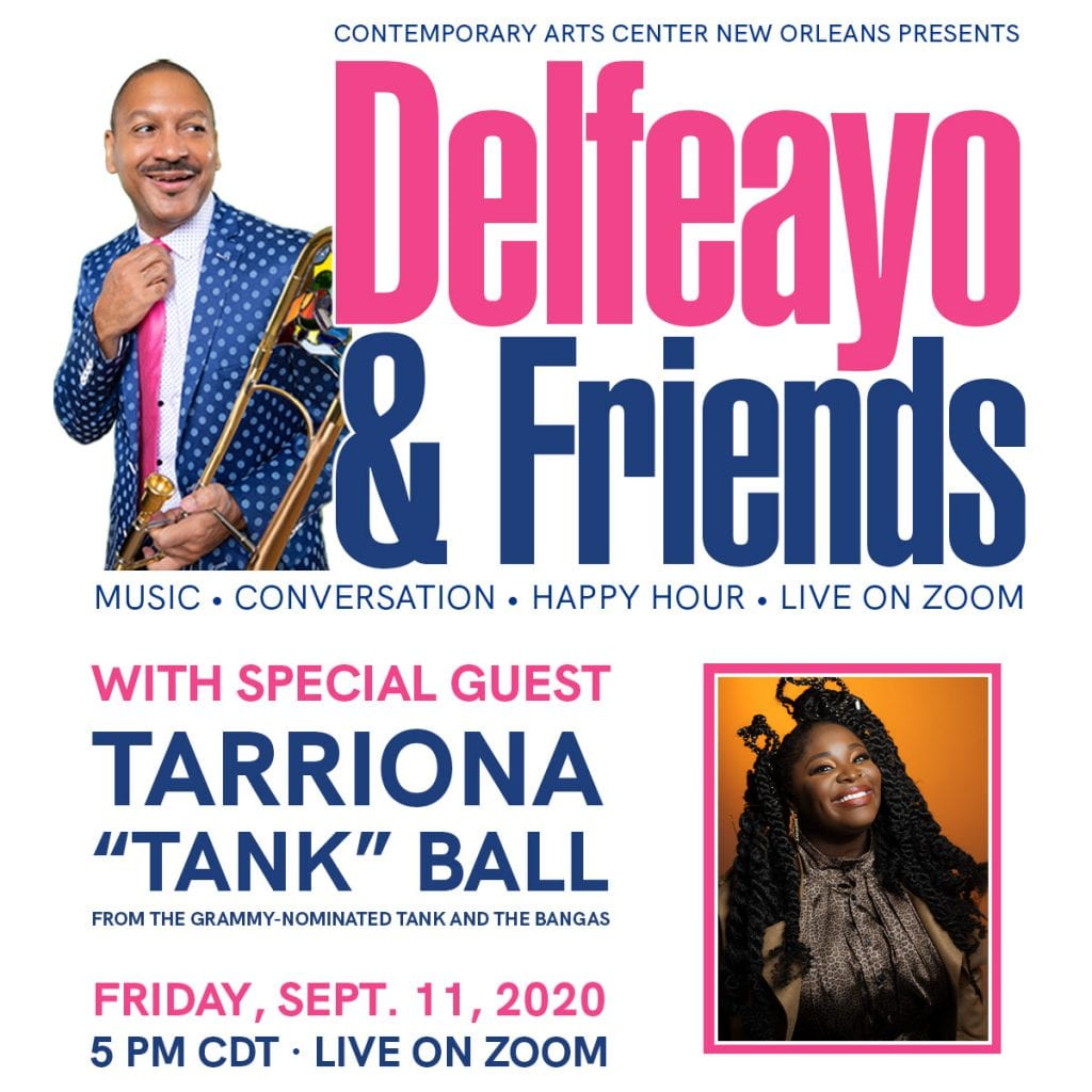 Delfeayo and friends