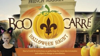 Photo of Boo Carre Halloween Haunt 2020