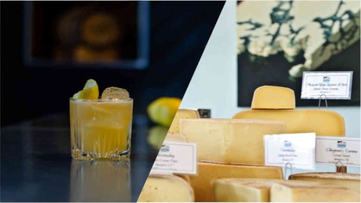 Cheers to Cheese: Whiskey