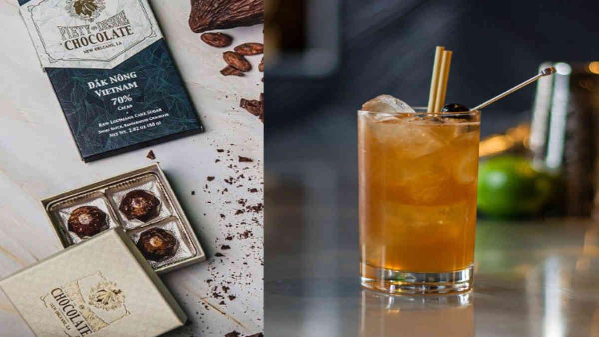 Cocoa & Cocktails: Rum