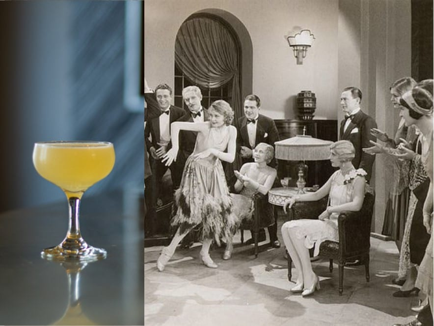 Drink & Learn: Prohibition - Virtual Cocktail Class