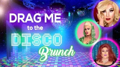 Drag Me To The Disco Brunch!