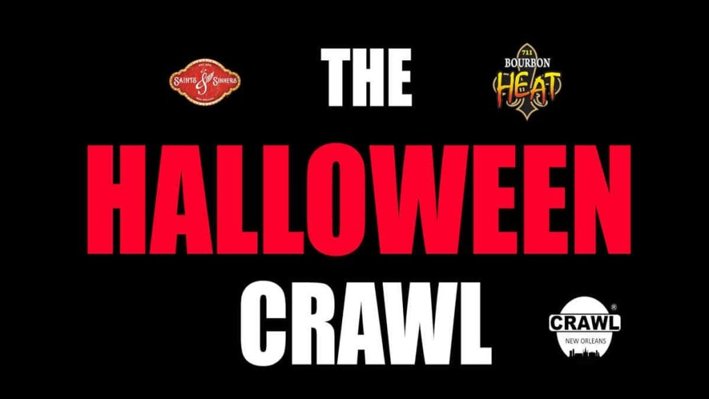 Halloween Costume Contest CRAWL